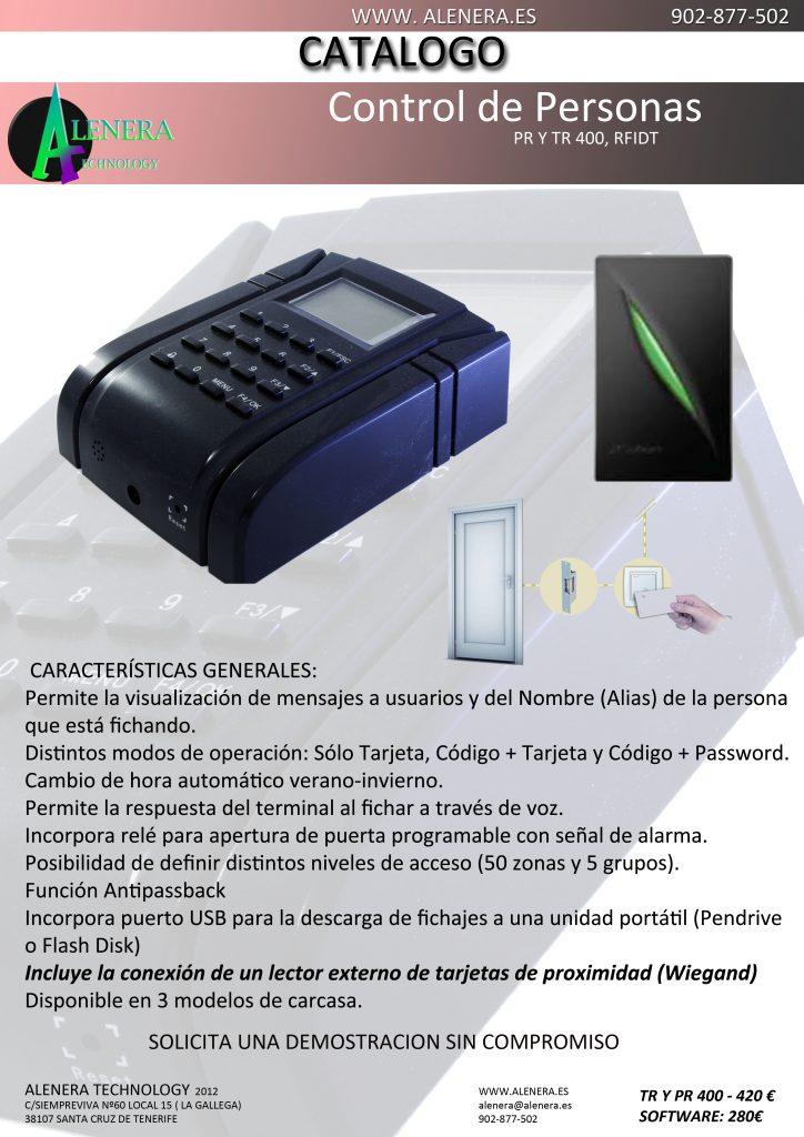 TERMINAL RFID