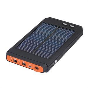 Cargador solar para Móvil y Notebook